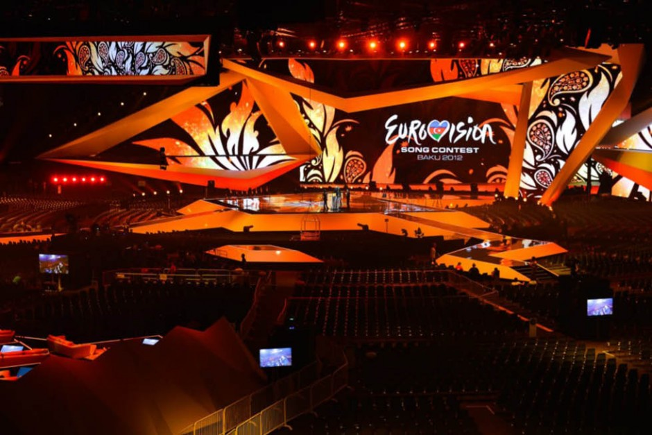 eurovision 2012 song contest stage