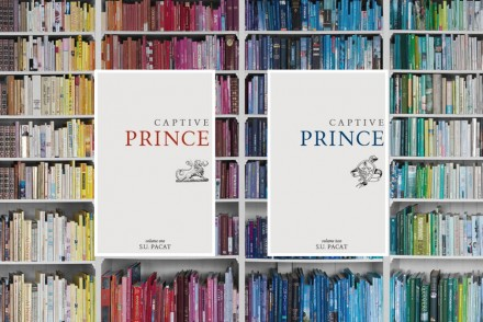 captive prince book review