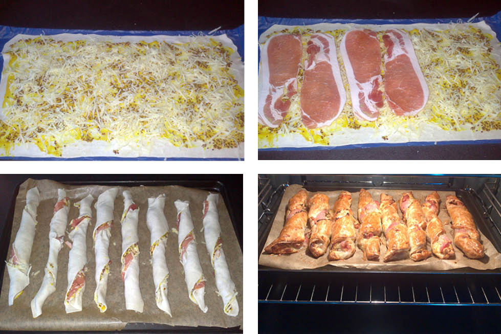 bacon twist recipe cooking
