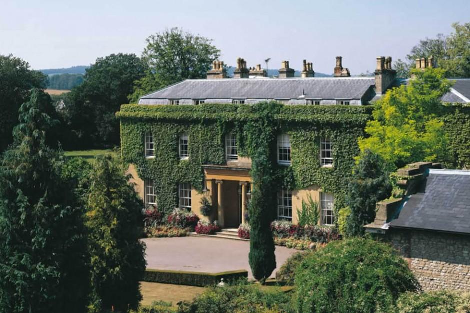 Bishopstrow House Wiltshire