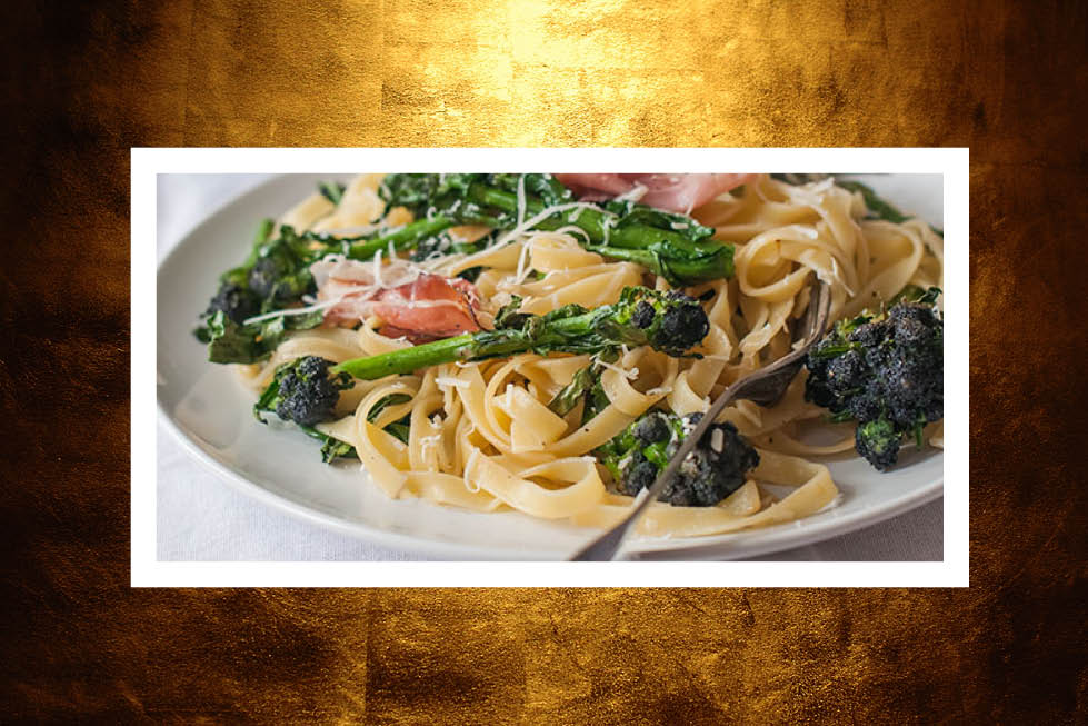 purple-sprouting-broccoli-pasta