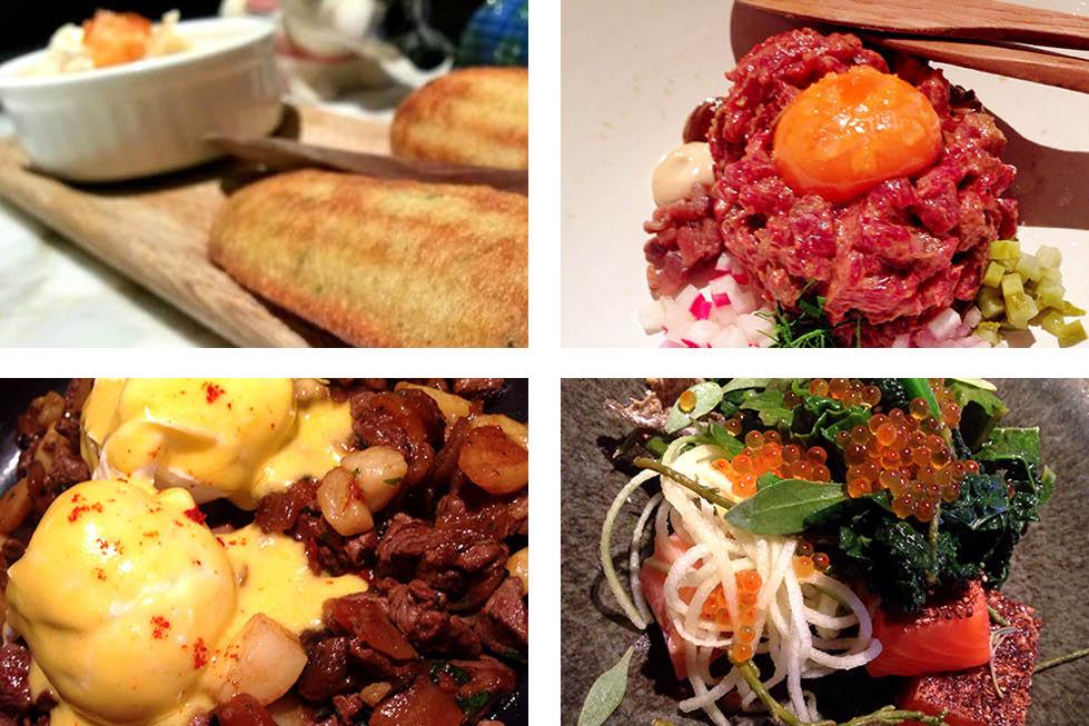 Chiltern Firehouse Restaurant food