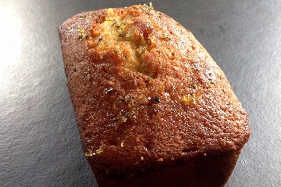 Hummingbird Bakery Lemon & Thyme Cake