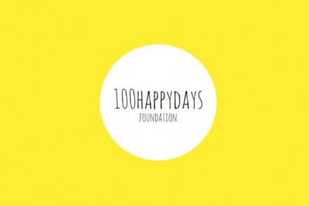100 Happy Days foundation