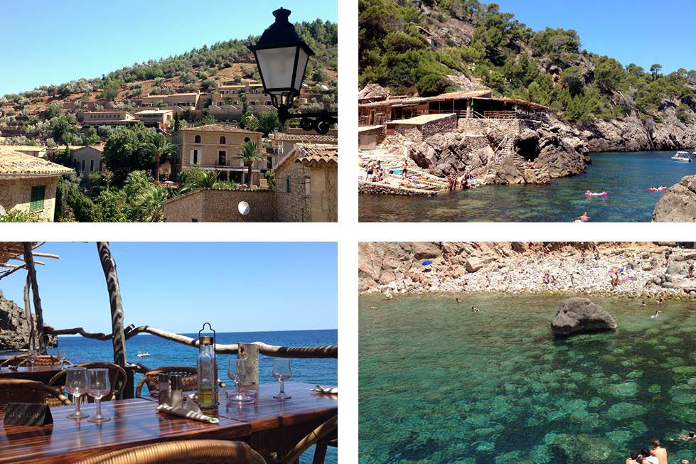 Deia Mallorca Spain coast