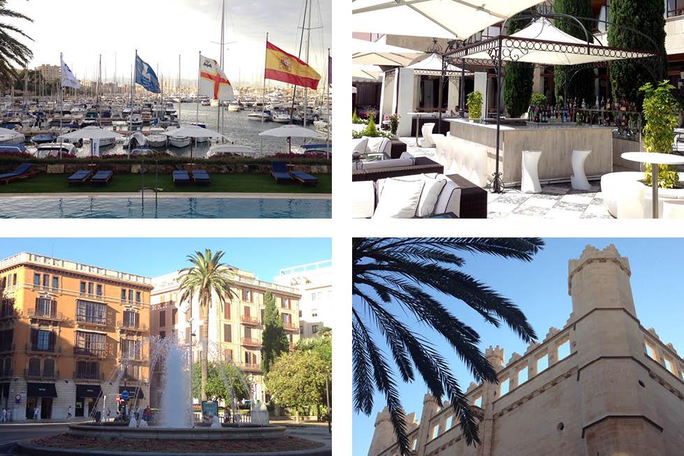 Palma Mallorca sites