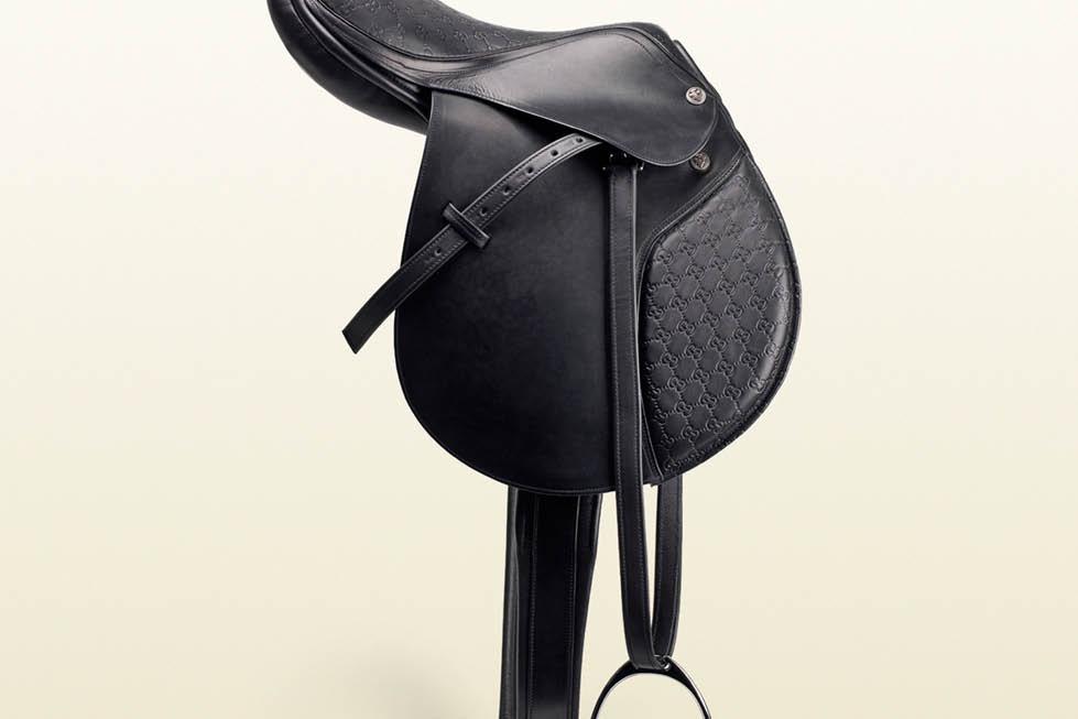 Gucci Equestrian saddle