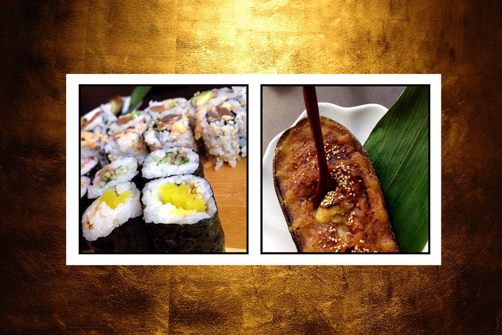 Ikura Japanese Restaurant food