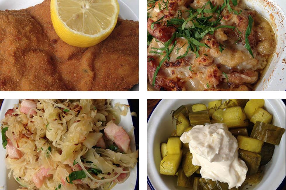 Boopshi's Schnitzel & Spritz food