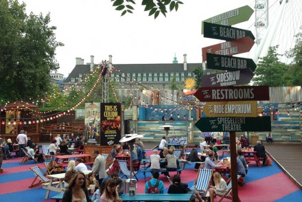 London Wonderground at Southbank Centre