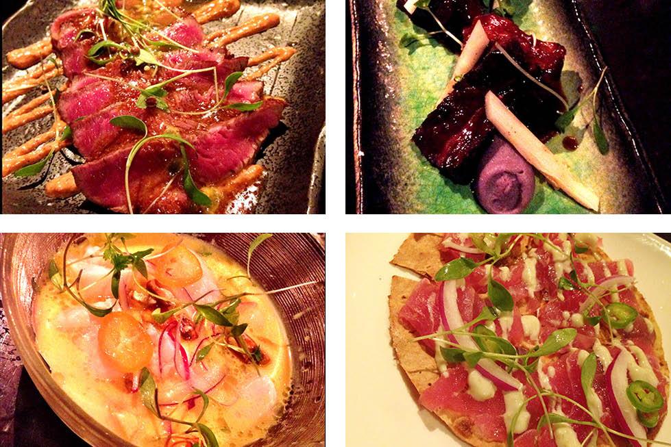 Chotto Matte Restaurant food