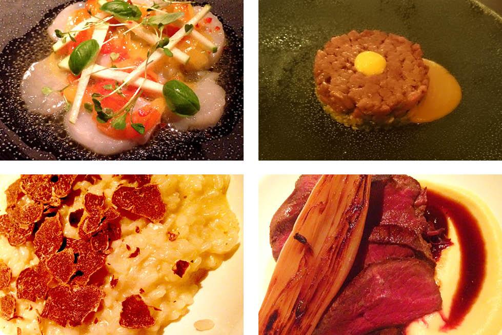 Quaglino's Restaurant London food
