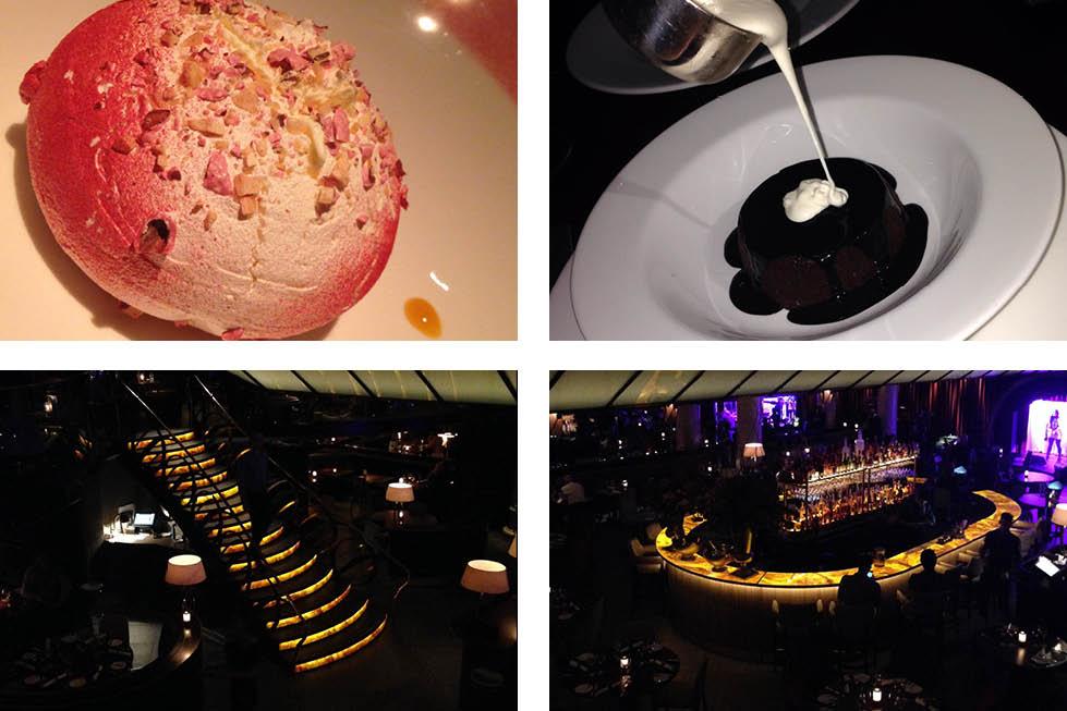 Quaglino's Restaurant London evening