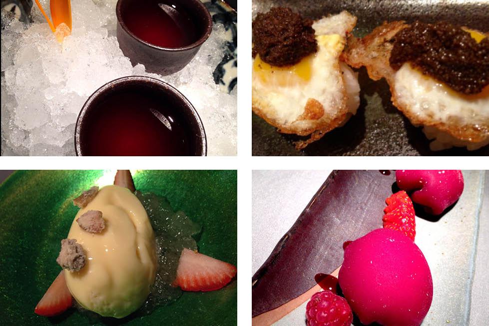 Kabuki Restaurant Abama Hotel Tenerife food