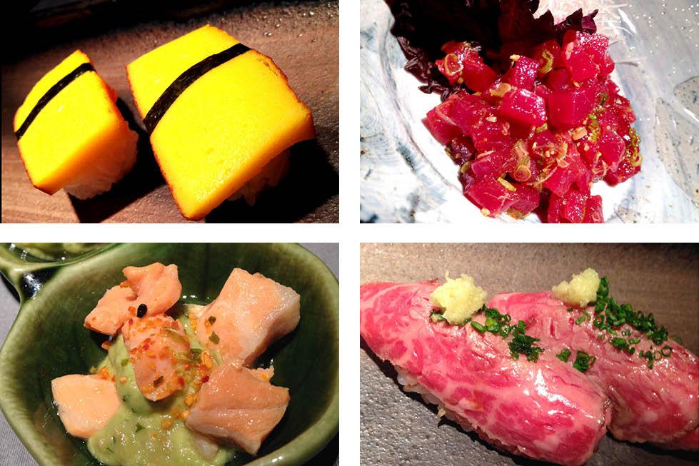 Kabuki Restaurant Abama Hotel Tenerife more dishes