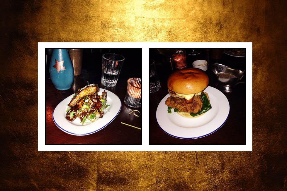 Hawksmoor Bar, Spitalfields