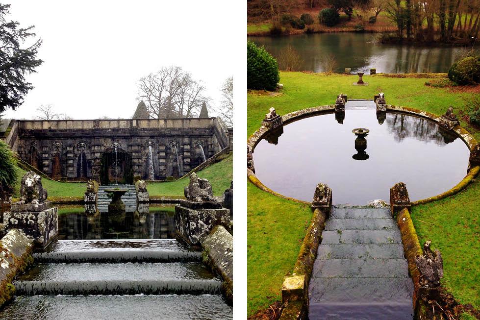 Cowley Manor Cheltenham grounds