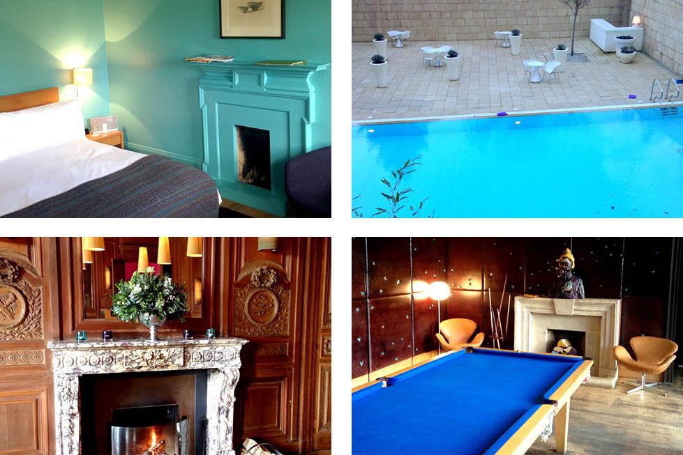 Cowley Manor Cheltenham rooms