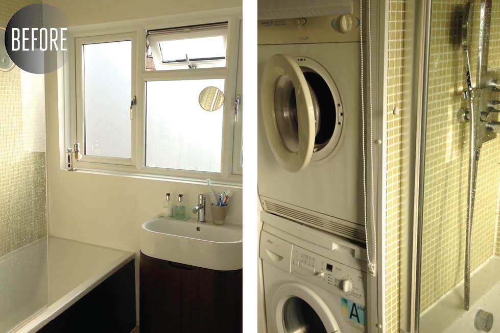 Elldrew bathroom renovations before