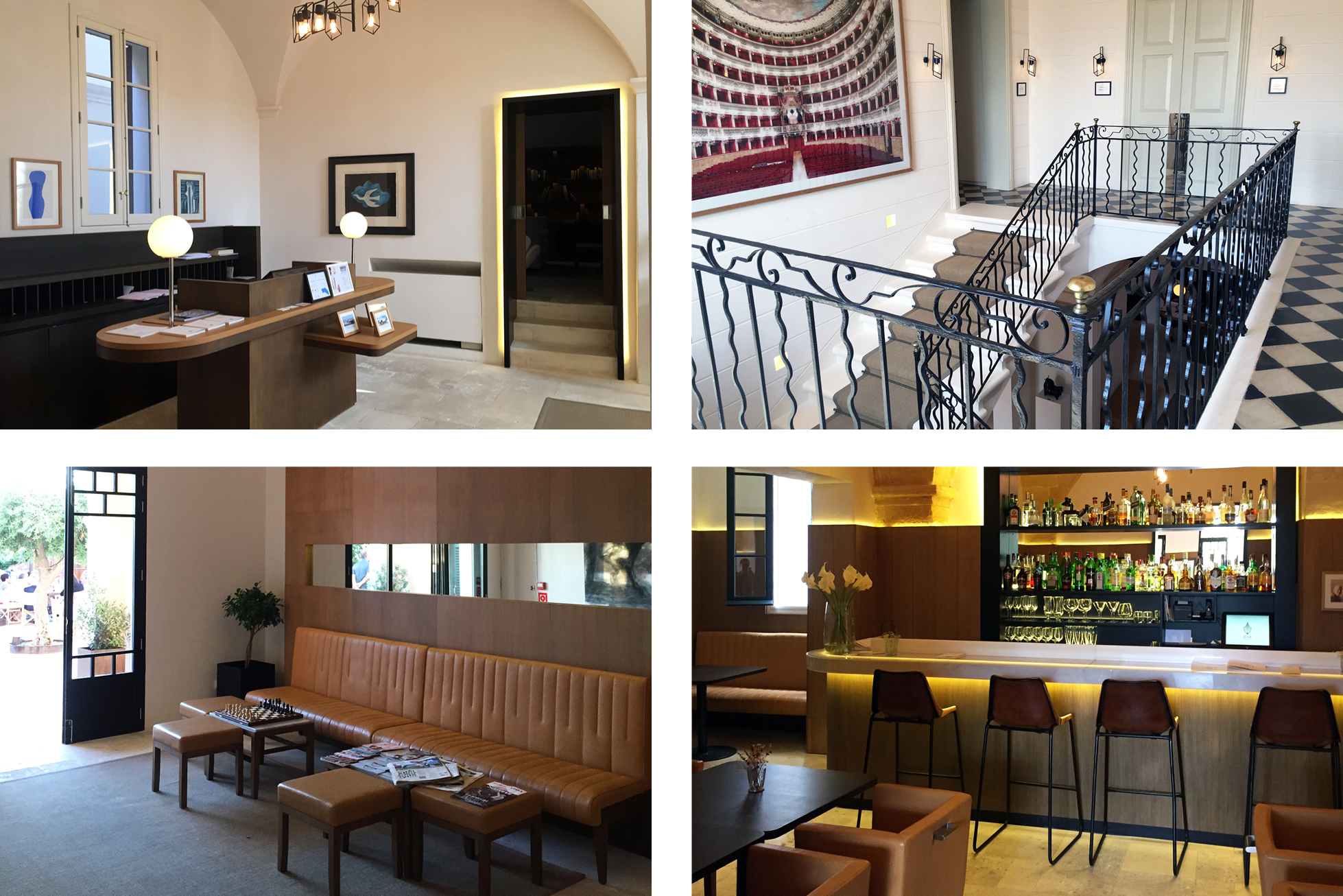 Hotel Can Faustino Menorca interior