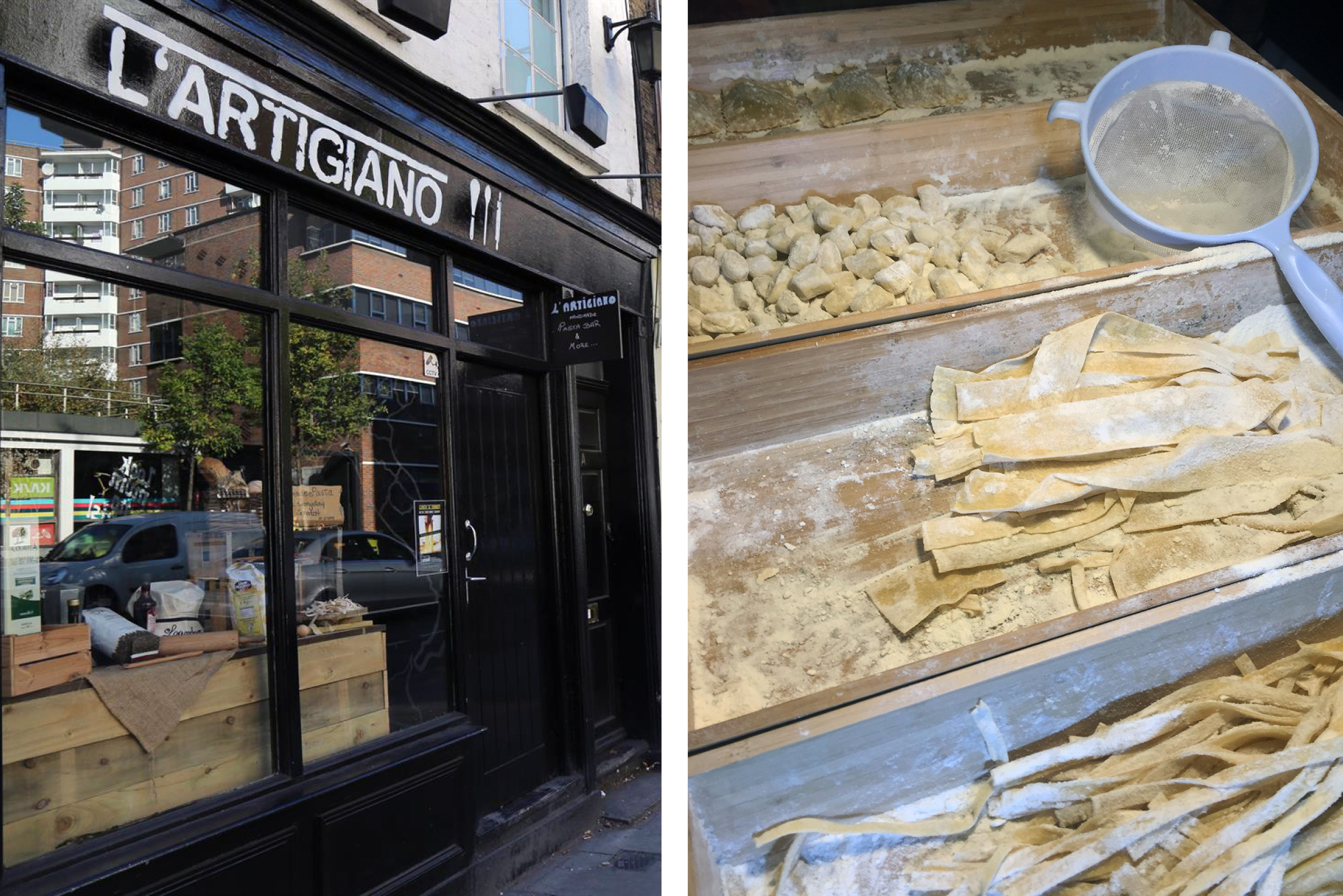 L'Artigiano Restaurant