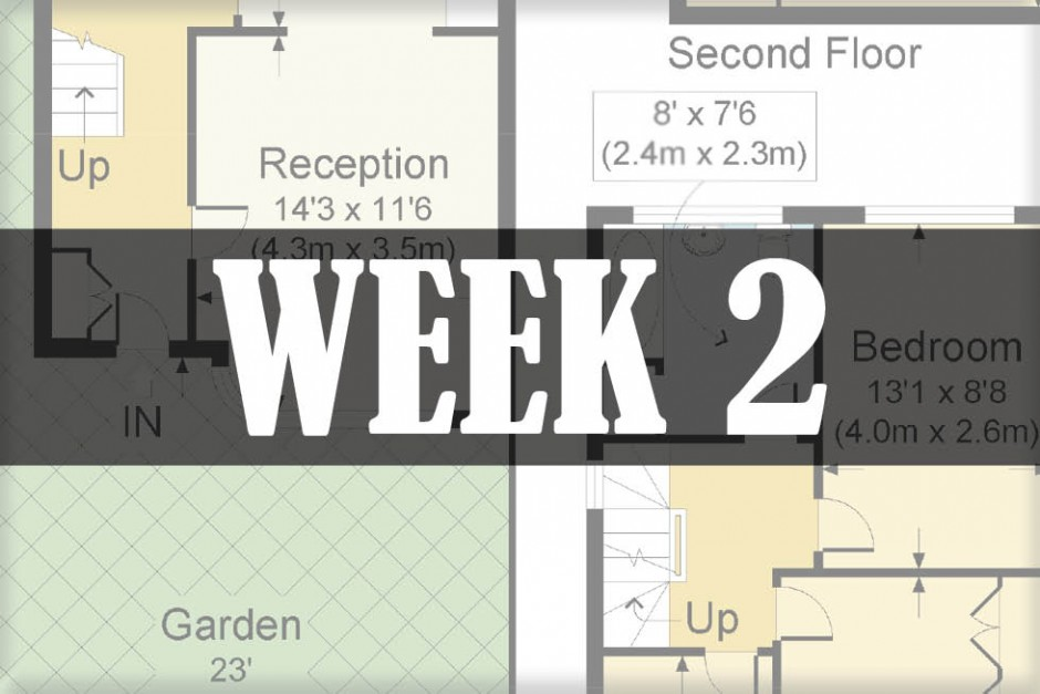 home renovations week 2