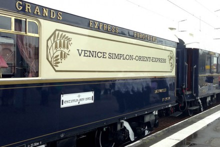 Venice Simplon-Orient-Express (Part 2)