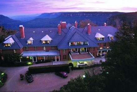 Lilianfels Resort & Spa, Blue Moutains