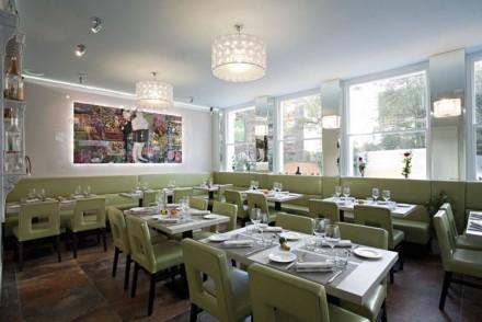 ballaro restaurant interior
