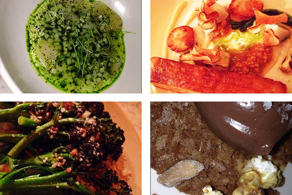 Karpo Restaurant food