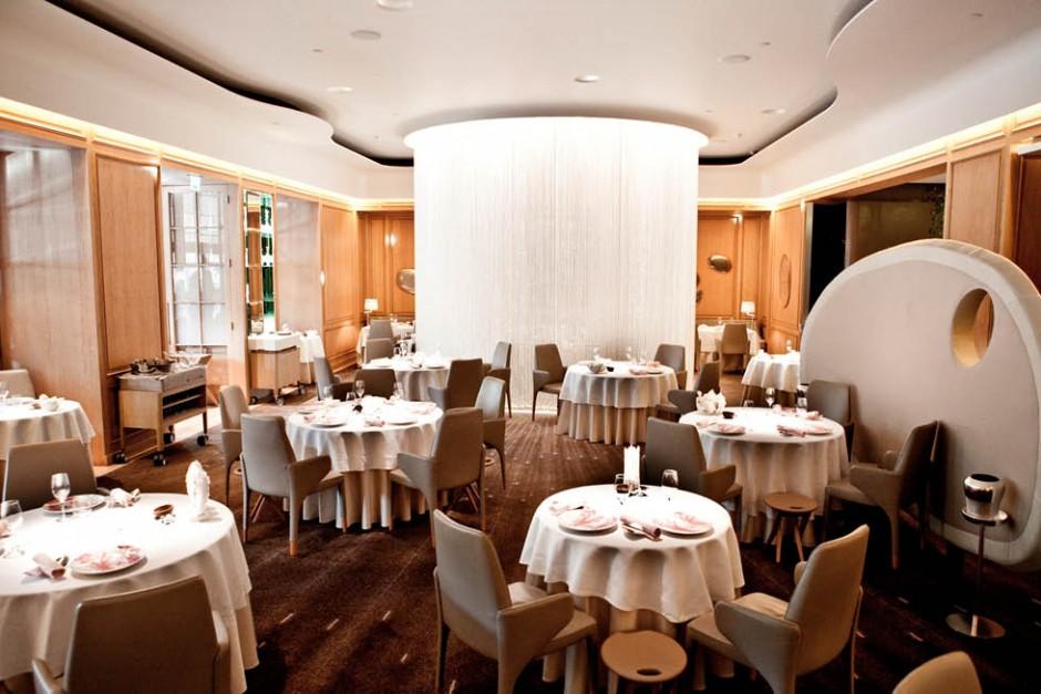 Alain Ducasse Restaurant Dorchester Hotel