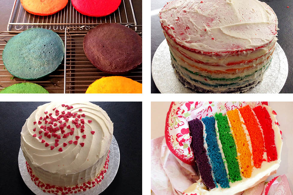 rainbow-cake-construction