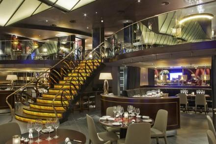 Quaglino's Restaurant London interior