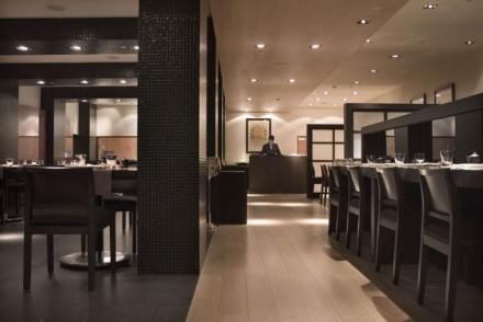 Kabuki Restaurant Abama Hotel Tenerife interior
