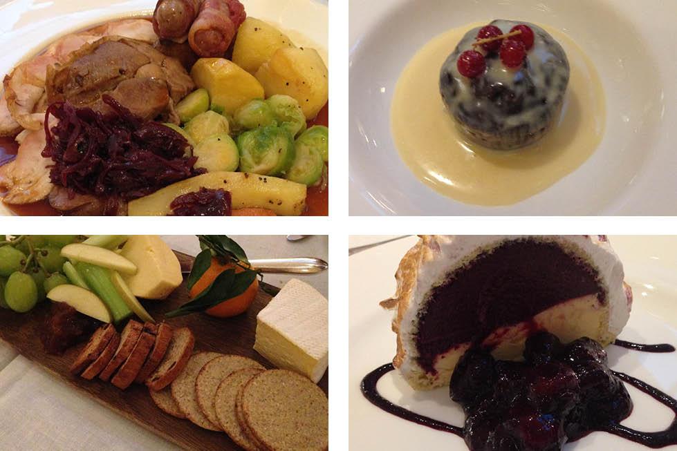 Ham Yard Hotel, Soho food