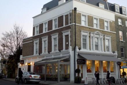 NW3 bar London exterior