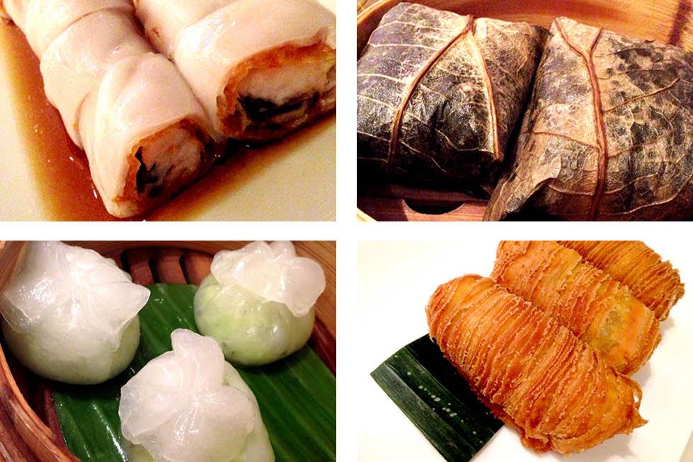 Yauatcha restaurant Soho food