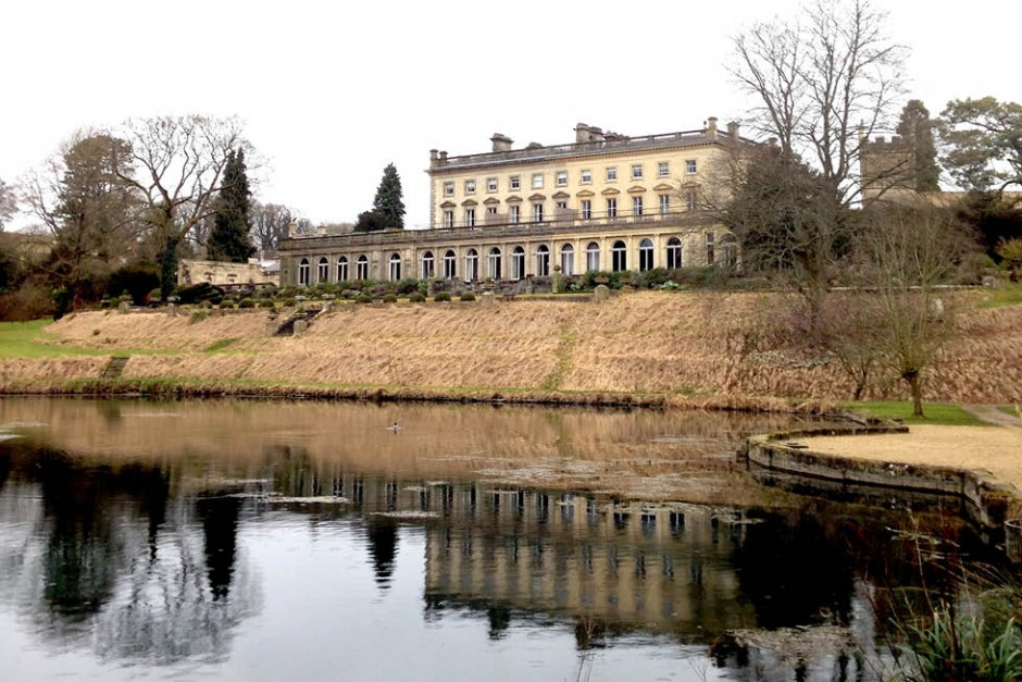 Cowley Manor Cheltenham
