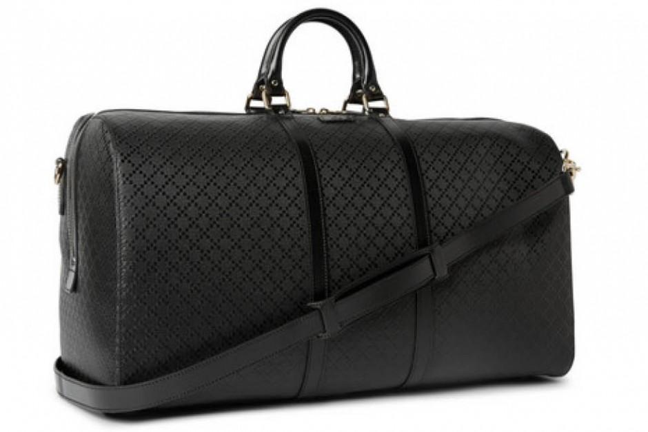 Gucci holdall bag