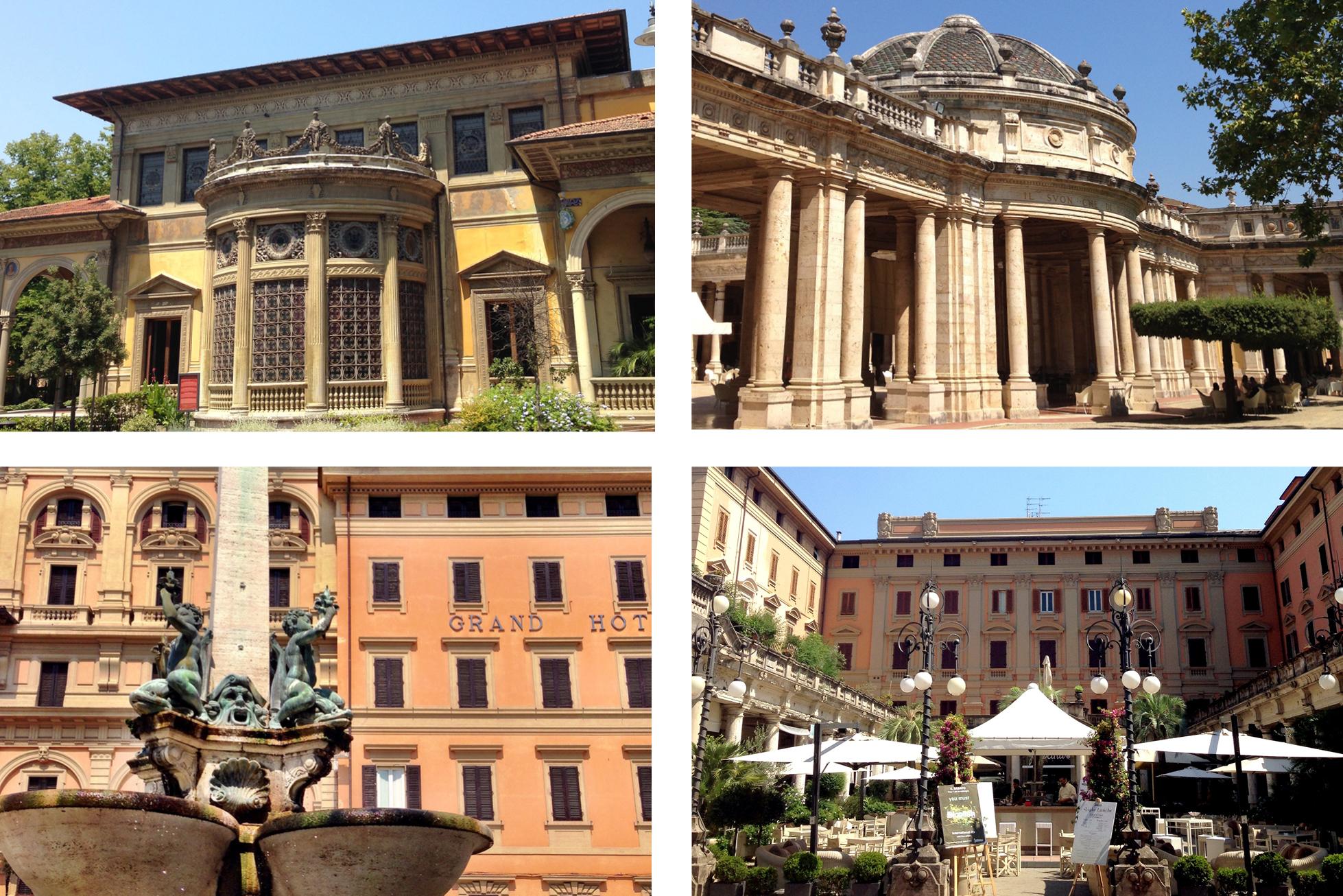Montecatini Tuscany Italy spa