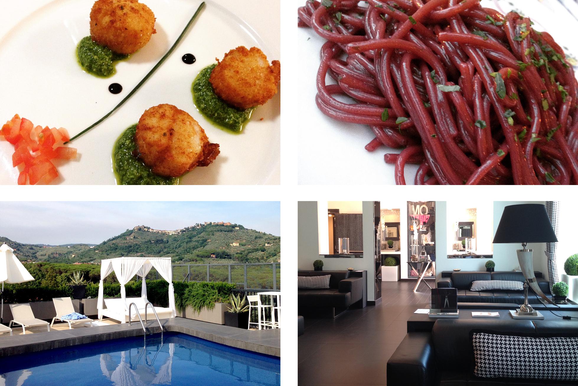 Montecatini Tuscany Italy hotel