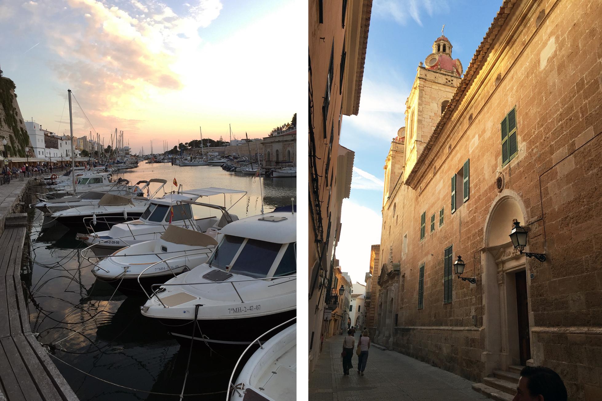 Hotel Can Faustino Menorca marina