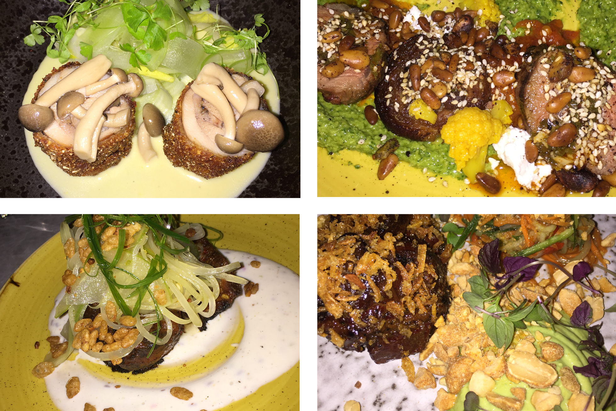 Foley's restaurant food