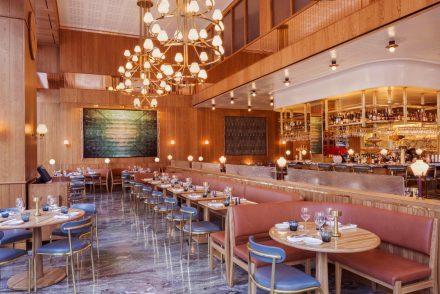 aquavit restaurant