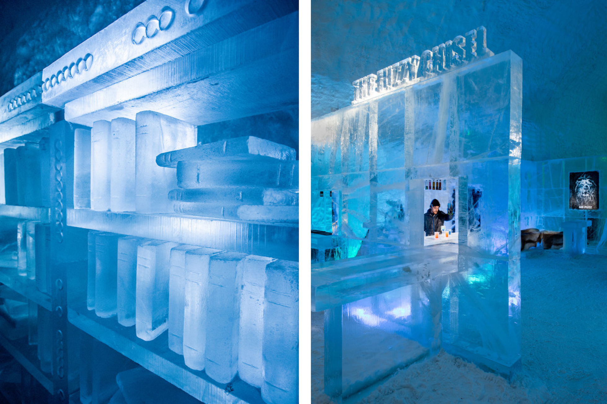 How Many Rooms In The Ice Hotel