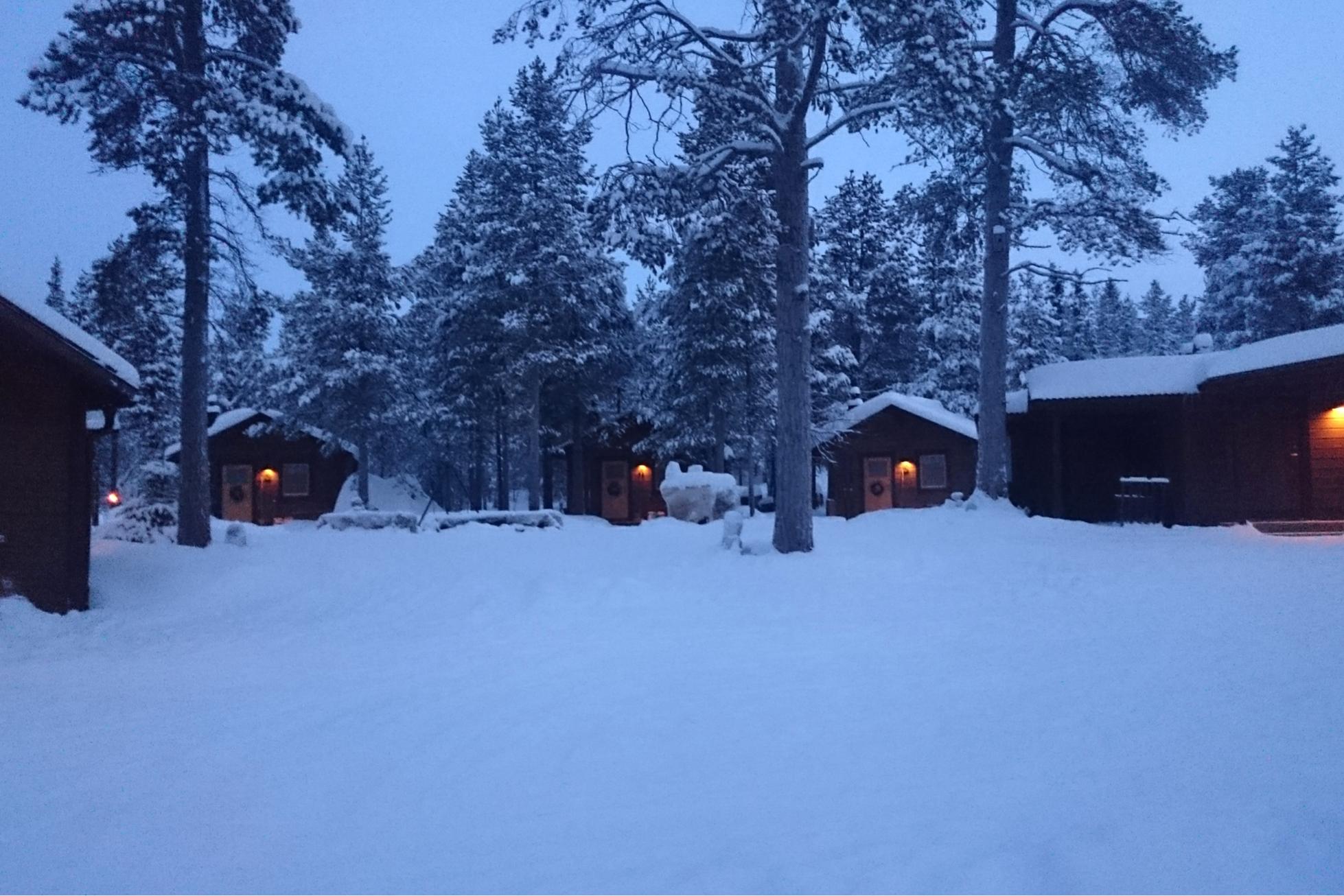 ICEHOTEL sweden wilderness cabins