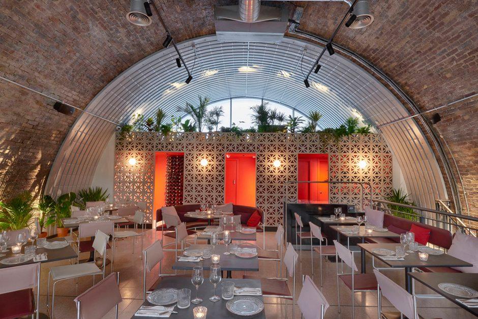 Bala Baya restaurant interior
