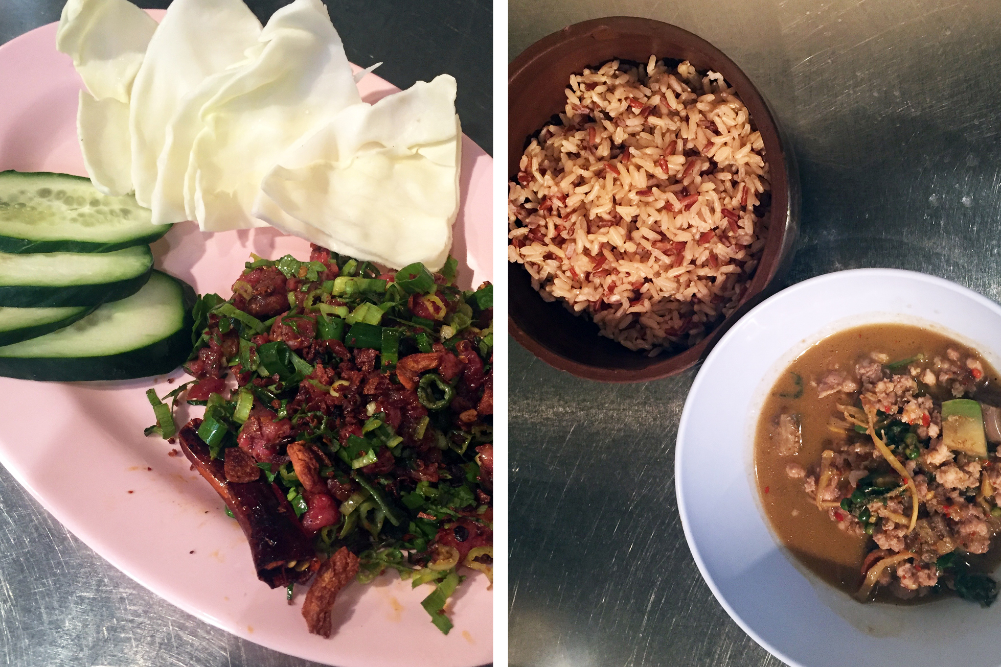 Kiln restaurant thai dishes