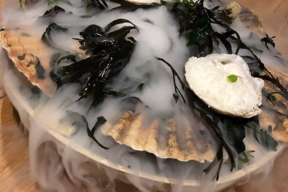 restaurant story oysters