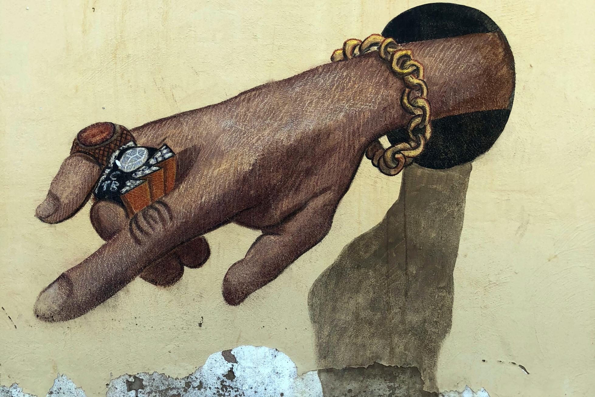 Parkes Street Art 3